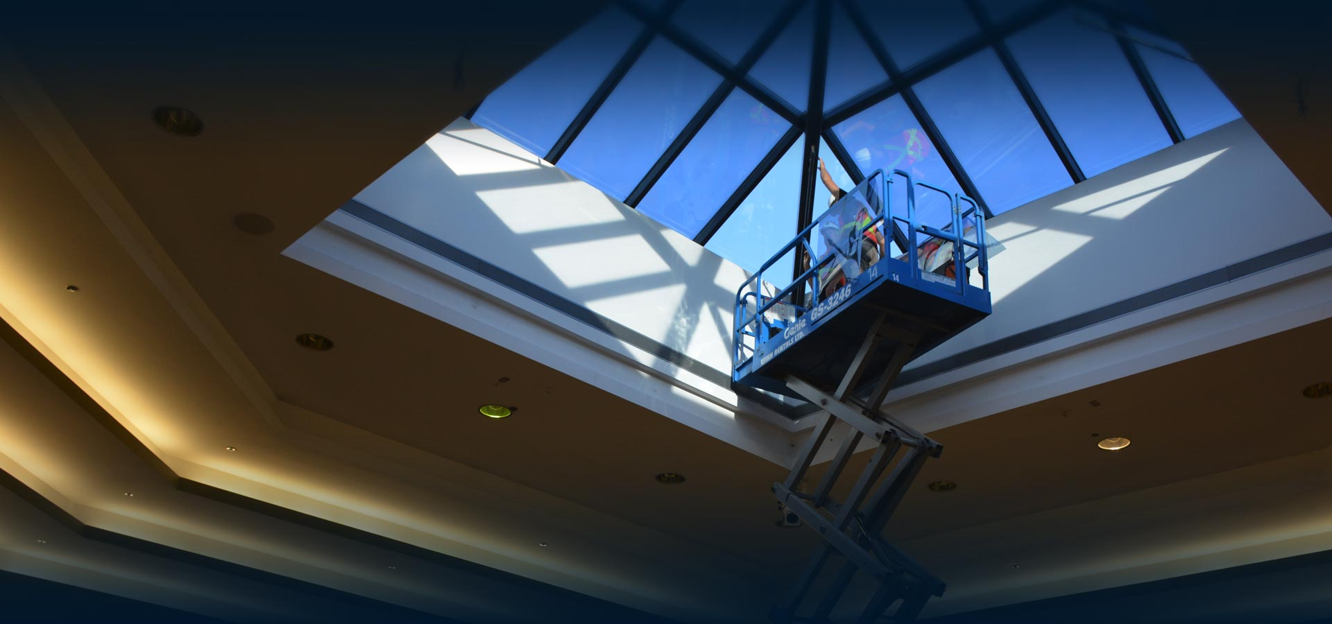 Commercial Solar control Window Film and UV protection window tinting kelowna