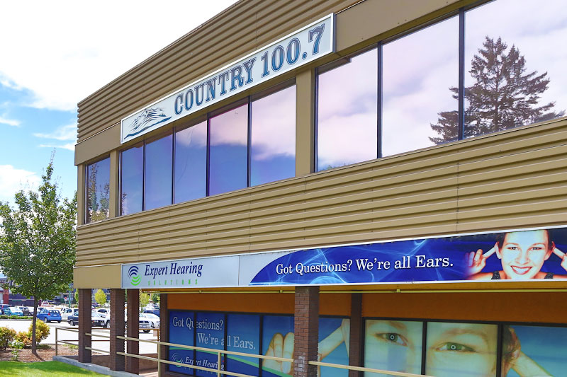 Commercial Window Tinting and Window Film Kelowna 3