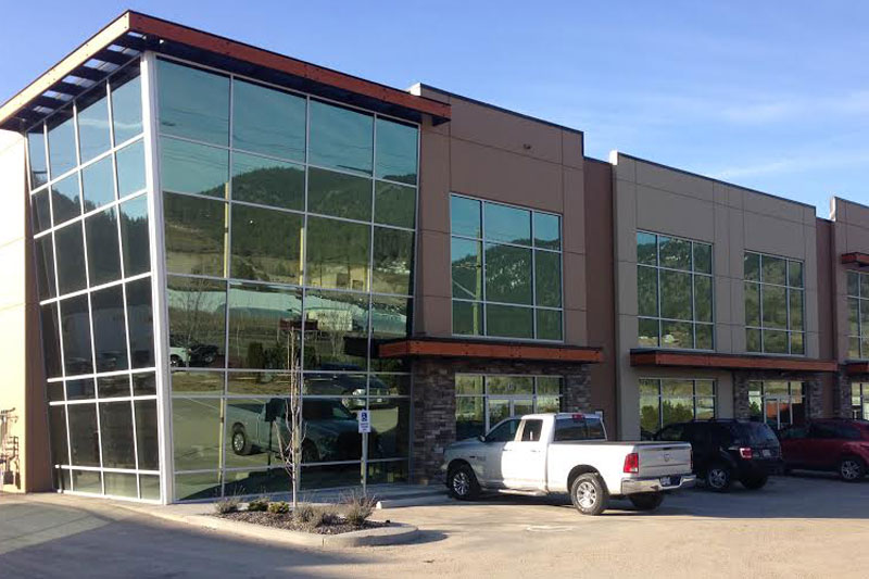 Commercial Window Tinting and Window Film Kelowna
